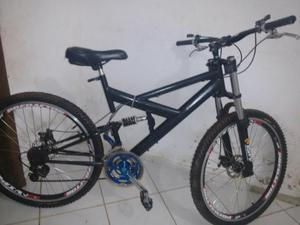 Vendo ou troco BIKE FULL SUSPENSION