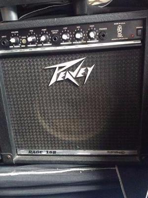 Amplificador GUITARRA peavey Rage  w sistema Transtube