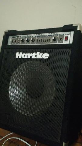 Amplificador Hartke A100 - Perfeito Estado - p/ baixo