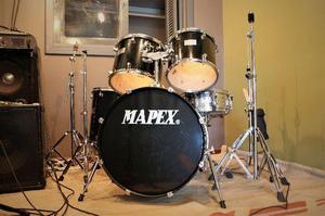 Bateria Mapex Q Series Preta