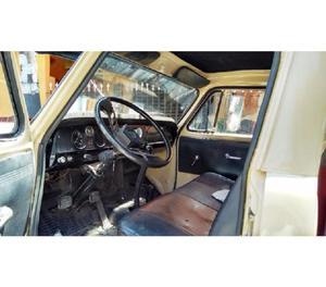 Caminhão Toco Gm Chevrolet D60 (em Ótimo Estado)