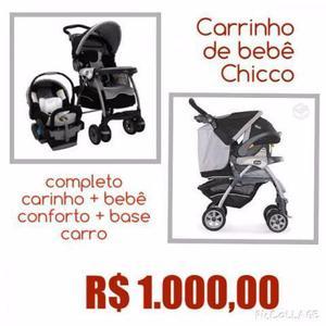 Carrinho (+) Bebê Conforto - Chico