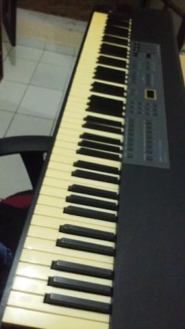 Controlador e Piano Digital Keystation M Audio - Aceito