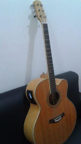 Lindo violão troco por cubo de guitarra