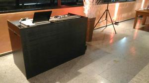 Mesa Desmontável para DJ ou bartender