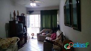 Apartamento 1 dormitório mobiliado 1 quadra da Praia.