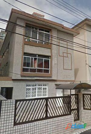Apartamento de 2 dormitórios no Embaré em Santos