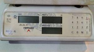 Balança Computadora Ramuza Dcr Cl 15