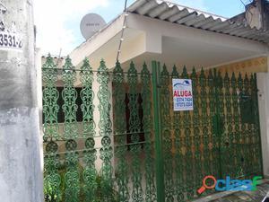Casa Térrea - ALUGUEL - S. B. do Campo - SP - Pauliceia