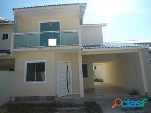 Casa com 3 dorms em MARICA - Praia de Itaipuaçu