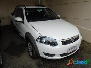 Fiat Strada Trekking 1.6 2012 / 2013 Branco Flex 2P Manual