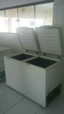 Freezer Fricon e Electrolux Horizontal