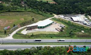 GALPÃO EM ÁREA DE 18.618 M² COM PRÉDIO DE 3 ANDARES