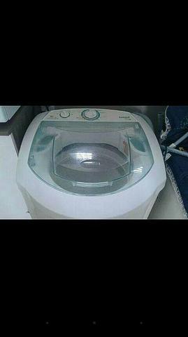 Máquina de lavar Cônsul Floral 7 kilos