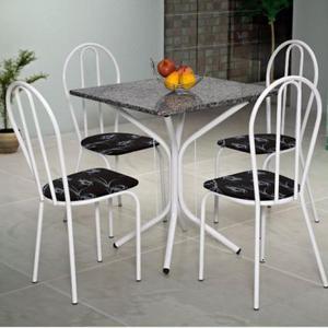 Mesa 4 cadeiras Thaís