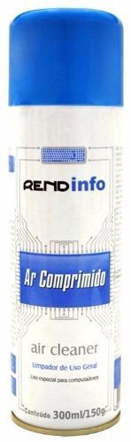 Rendcolla Ar Comprimido P/ Limpeza De Uso Geral 300ml Cl
