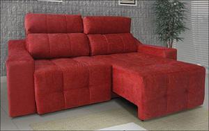 Sofa Retratil Reclinavel Sob-Medida 10X no Cartao de Credito