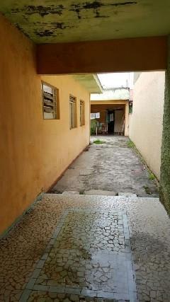 Terreno residencial à venda- com casa velha