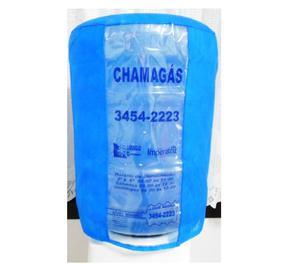 Capas para galão de água mineral e botijão de gás