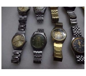 Compro Relógios antigos de qualquer marca, pago R$50 o