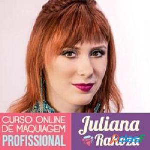 Curso de Maquiagem Profissional Online | Juliana Rakoza