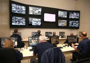 Serviço de monitoramento e manutenção de alarmes e