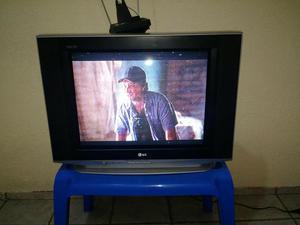 TV LG 21 Polegadas Tela Plana com 15 Jogos