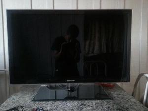 Tv Led Samsung 32 pol não aparece imagem.