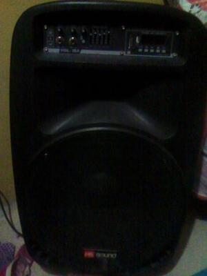 Vendo caixa de som Amplificada Bairro Cidade nova