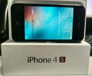 IPhone 4s 16gb muito novo na caixa vendo ou troco