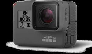 Gopro Hero 5 Black Edition Chdhx-501 + Tela Lcd Pronta