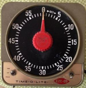 Timer Exposímetro Temporizador Ampliador Fotográfico