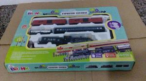 Ferrorama Expresso Central c/ Som E Luz (Novo)