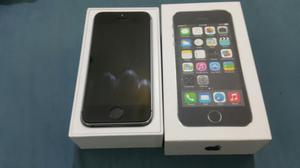 Iphone 5s cinza spacial 16 gb estado de zero