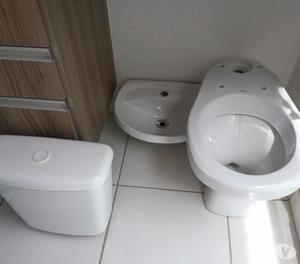 Pia para banheiro cuba de apoio deca 173 r300  Posot Class -> Ralo De Pia De Banheiro Deca
