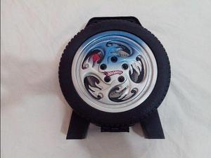 Maleta Hot Wheels pra guardar carrinhos, semi nova