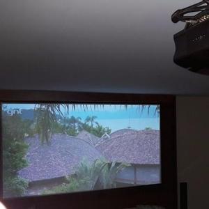 Projetor Sony Bravia Vpl - Vw60 + TELÃO