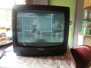 """Tv Philips 20"""""""