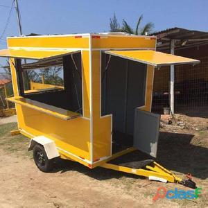 trabalhamos com trailer food trukc garantindo melhor valor