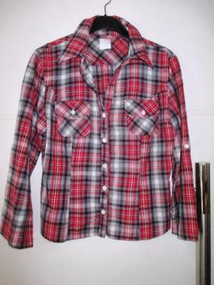 Camisa Xadrez P