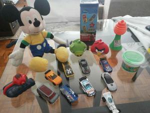 Kit com 16 Brinquedos em excelente estado!!