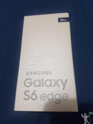 "Samsung Galaxy S6 Edge 32GB 4G Android 5.0 Tela 5.1"" Câmera"