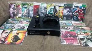 VENDO COM GARANTIA: Xbox slim destravado para jogar online