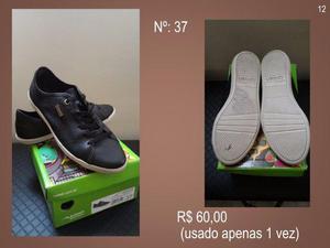 Desapego de sapatos diversos (novos, semi novos e usados)