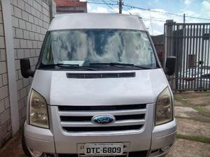 Van Ford Transit 350L Bus -