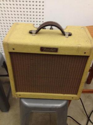 Amplificador Fender Pro Junior
