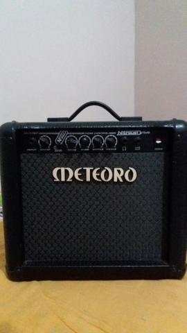 Amplificador de guitarra meteoro nitrous