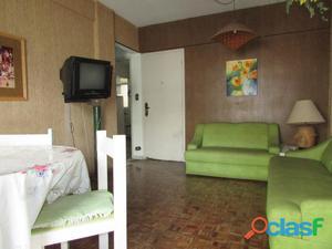Apartamento Mobiliado 2 dormitorios 1 suíte 1 vaga Gonzaga