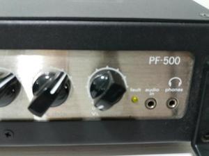 Cabeçote Ampeg PR 500