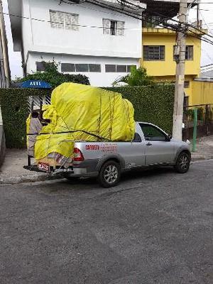 Carretos & Mudanças São Paulo x Bauru-SP